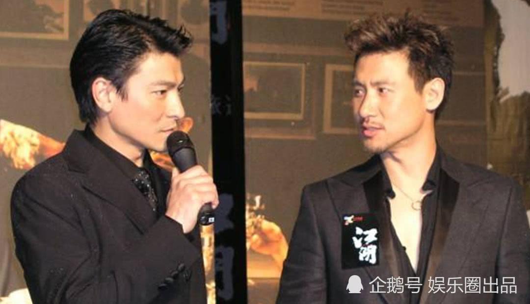 刘德华电影中的兄弟情,张学友时刻想出头,吴孟达爆发后也很钢!