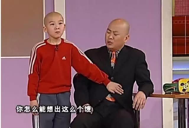 郭冬临的光头儿子,曾志伟给13岁的他搭戏,30岁自己当了导演