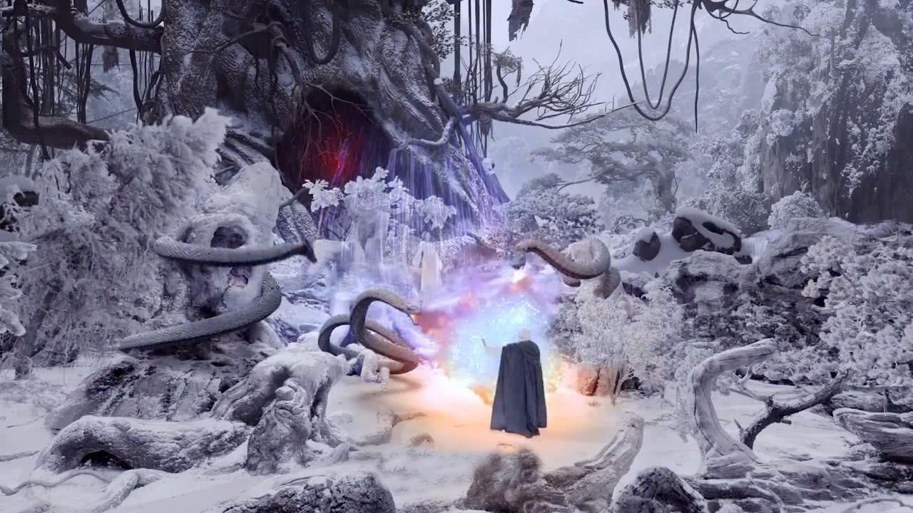 <b>《三生三世枕上书》魔蛇演技爆表,帝君华丽转身,连宋无形助攻</b>
