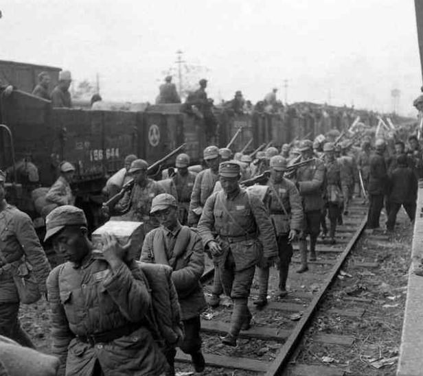 新中国成立时,国军在大陆还有多少兵力,都是什么时候被消灭的
