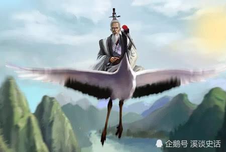 封神演义中有座山,住着无数的散仙,其中还有一位圣人