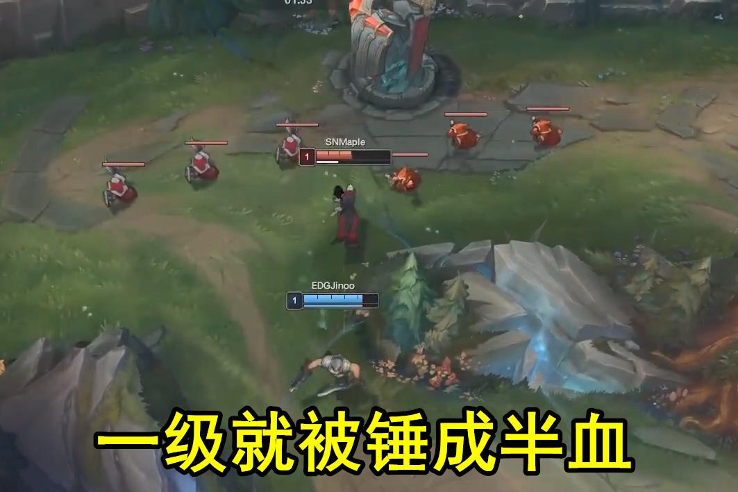 "Jinoo化身海贼王,""Maple叉腰图""火了,伤害一顶五!"