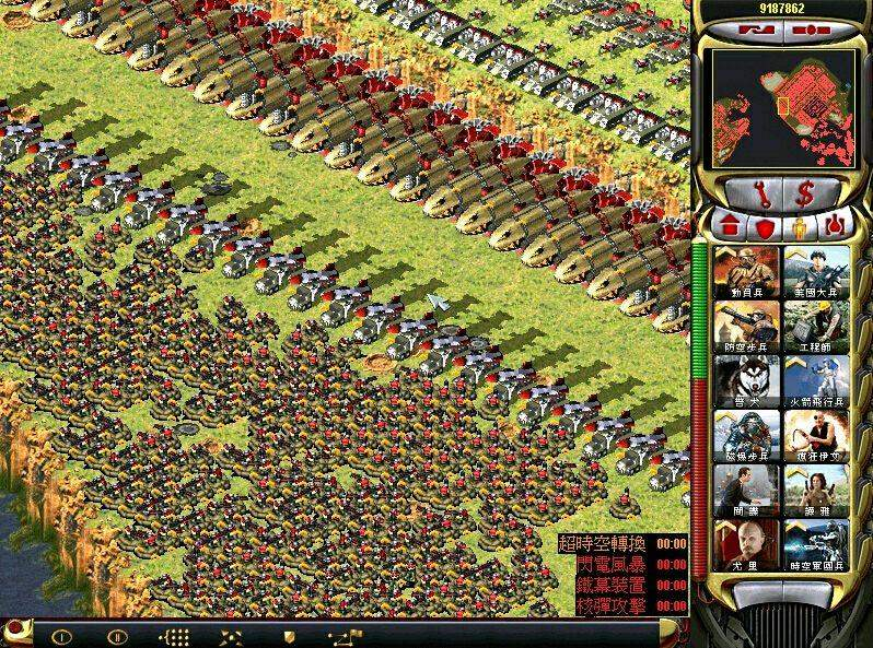 <b>红警法国巨炮没用?大神:会玩的,比超级武器还好使</b>