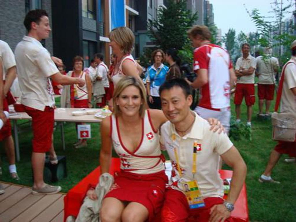 因外国女友被国家队开除!与李宁是队友,51岁奥运冠军移民瑞士