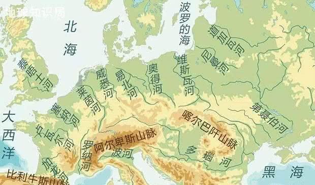 为什么说欧洲的河流河水清澈,而我国的河水却如此浑浊?
