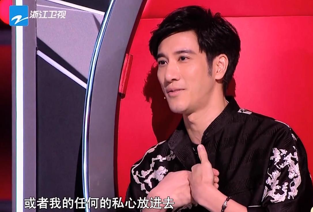 好声音被鸡条化?那英喊话李荣浩:我开始越来越害怕你了!