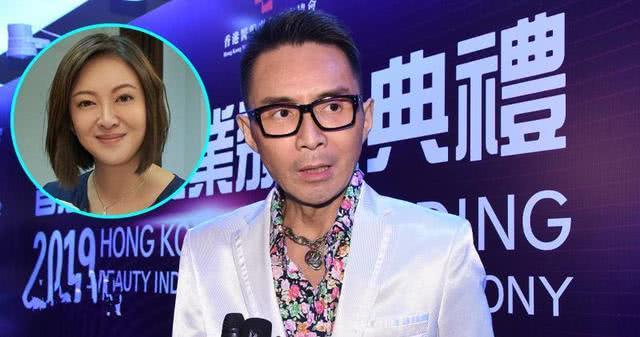 53岁TVB艺人,每次和老婆分别还依依不舍,这样男人已经不多