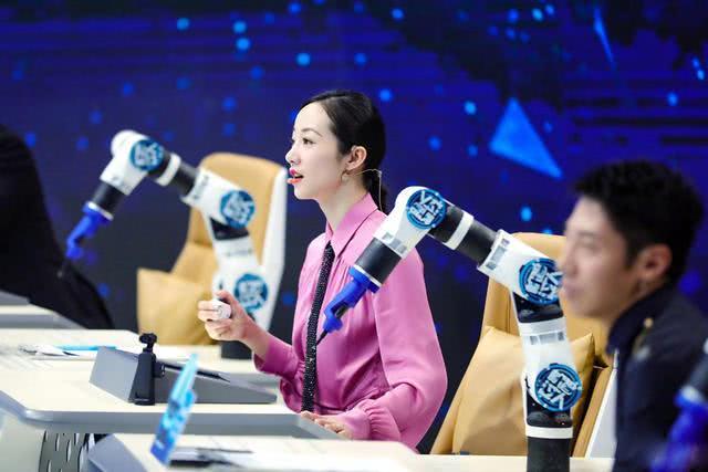 CCTV-1《机智过人》第三季收官韩雪科技思维获肯定