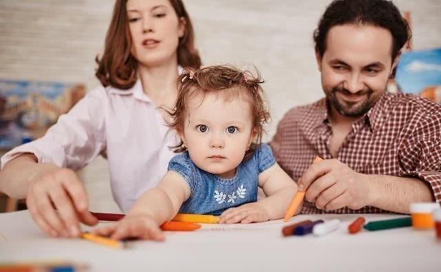 孩子的智商和颜值受父母中谁的影响大别争了,答案在这里