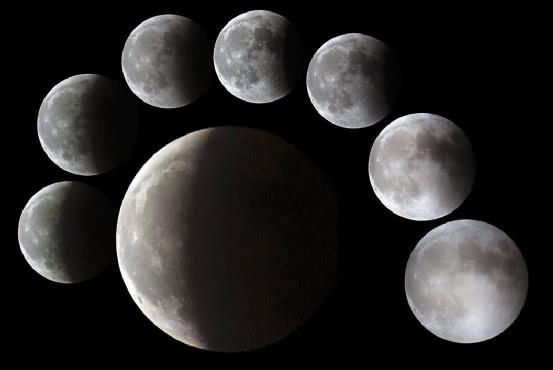 月球背面再现谜团,飞船拍到4个神秘身影,它们为何要躲着人类?