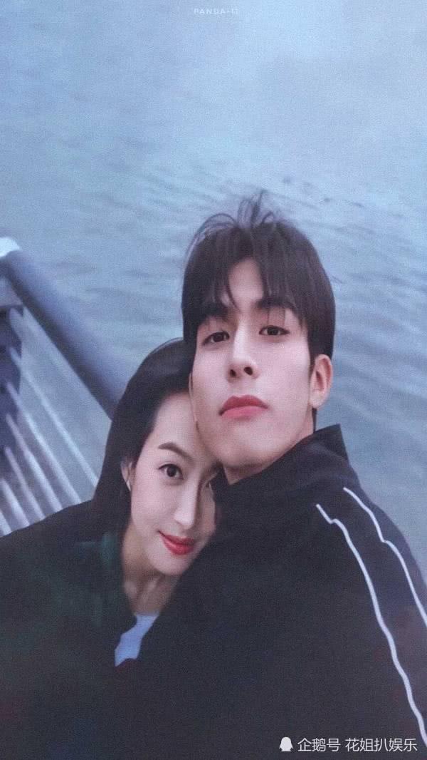 下一站是幸福:贺繁星元宋重归于好,在湖边当众拥吻,好甜腻