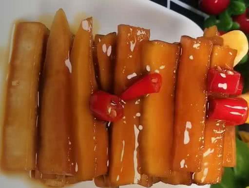 教您一道爽口的凉拌小菜,酸爽甜脆,好吃解腻,下饭又解馋!