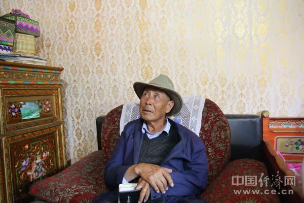 """克松:迈向全面小康的""""西藏民主改革第一村"""""""