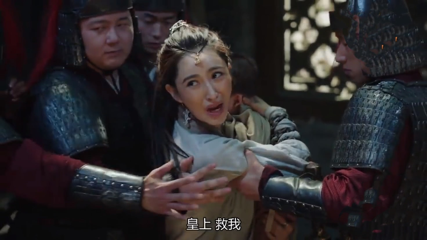《大明风华》朱祁镇回家后被辱,其木格被杀,朱祁镇开始崛起了