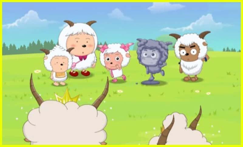 <b>喜羊羊:羊村举行雕塑大赛,沸羊羊捏出了美羊羊,喜羊羊捏出了真爱</b>