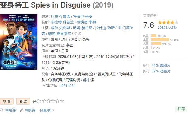 《变身特工》:首周票房仅3000万,这部被低估的好电影