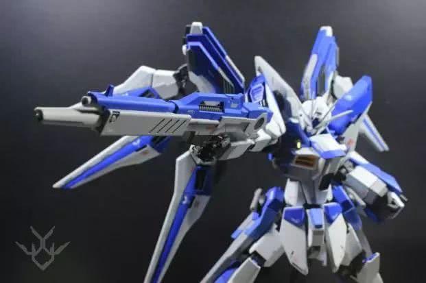 模玩控:MG 1/100 海牛配色 自由高达