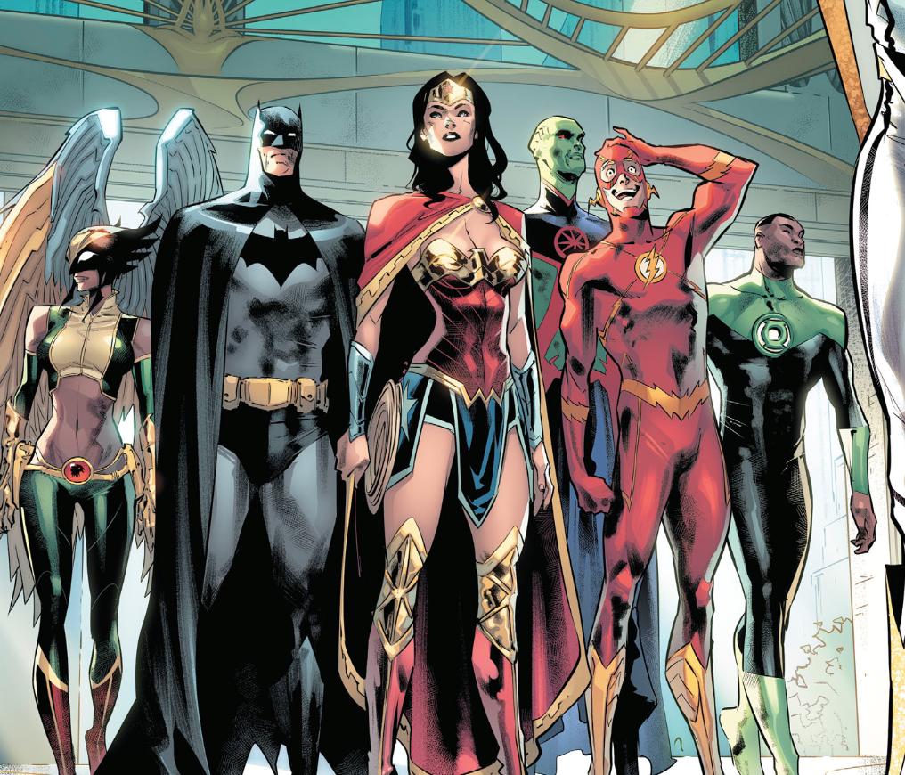 《正义联盟》提前一年开始准备,DC的5G大事件会是什么故事?