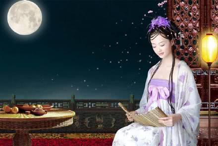封为昭仪的女子,地位仅次于皇后,其实还不如她的哥哥得宠