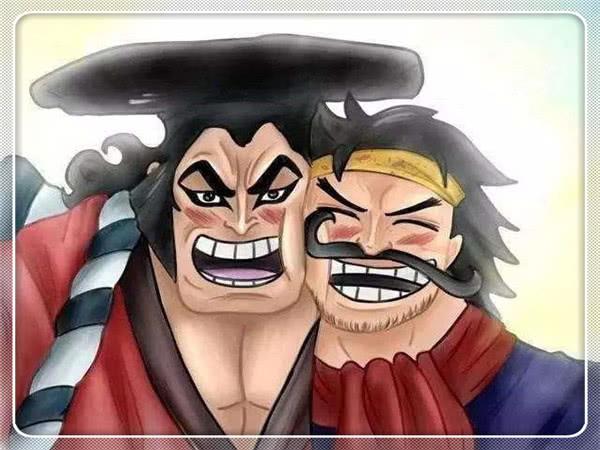 海贼王:尾田在966话中填了8个坑,白胡子和罗杰没有闹掰