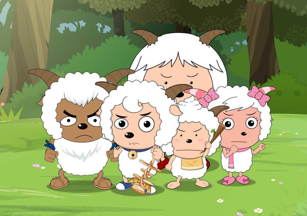 喜羊羊抢番位被证实,男主本来另有其人,就是如今粉丝最多的他