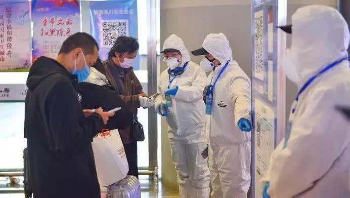 西安北站疫情防控流程 体温异常者将直接交由120处置