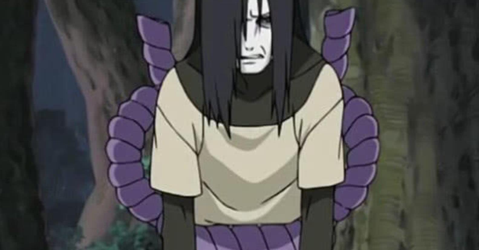 大蛇丸双手被三代封印,已成为废人,但为何还能释放初代通灵兽?