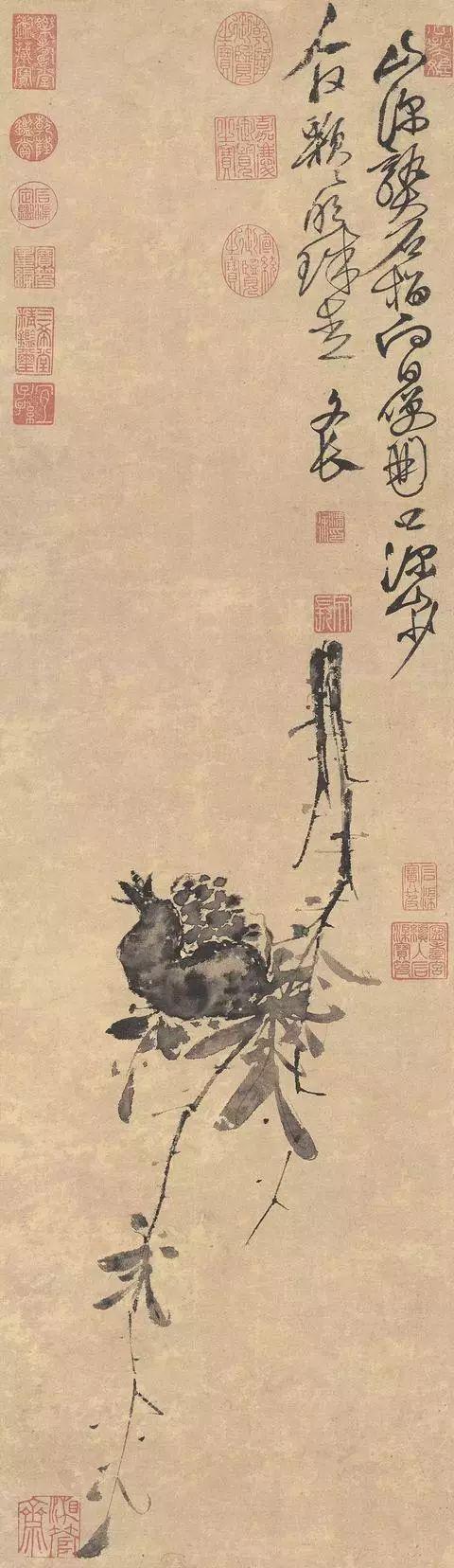 大画家徐渭:关于茶、关于水、关于点茶