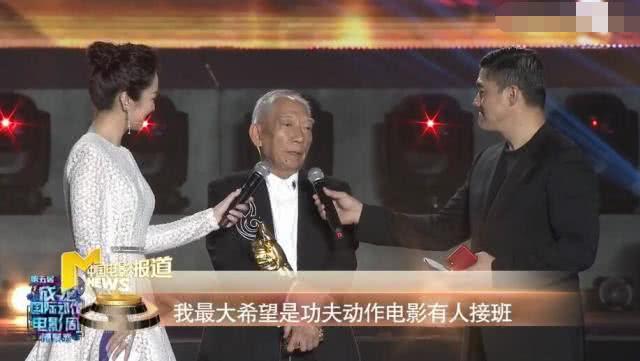 """<b>袁和平""""砸场""""成龙:中国电影走出国际,李连杰李小龙是最佳典范</b>"""