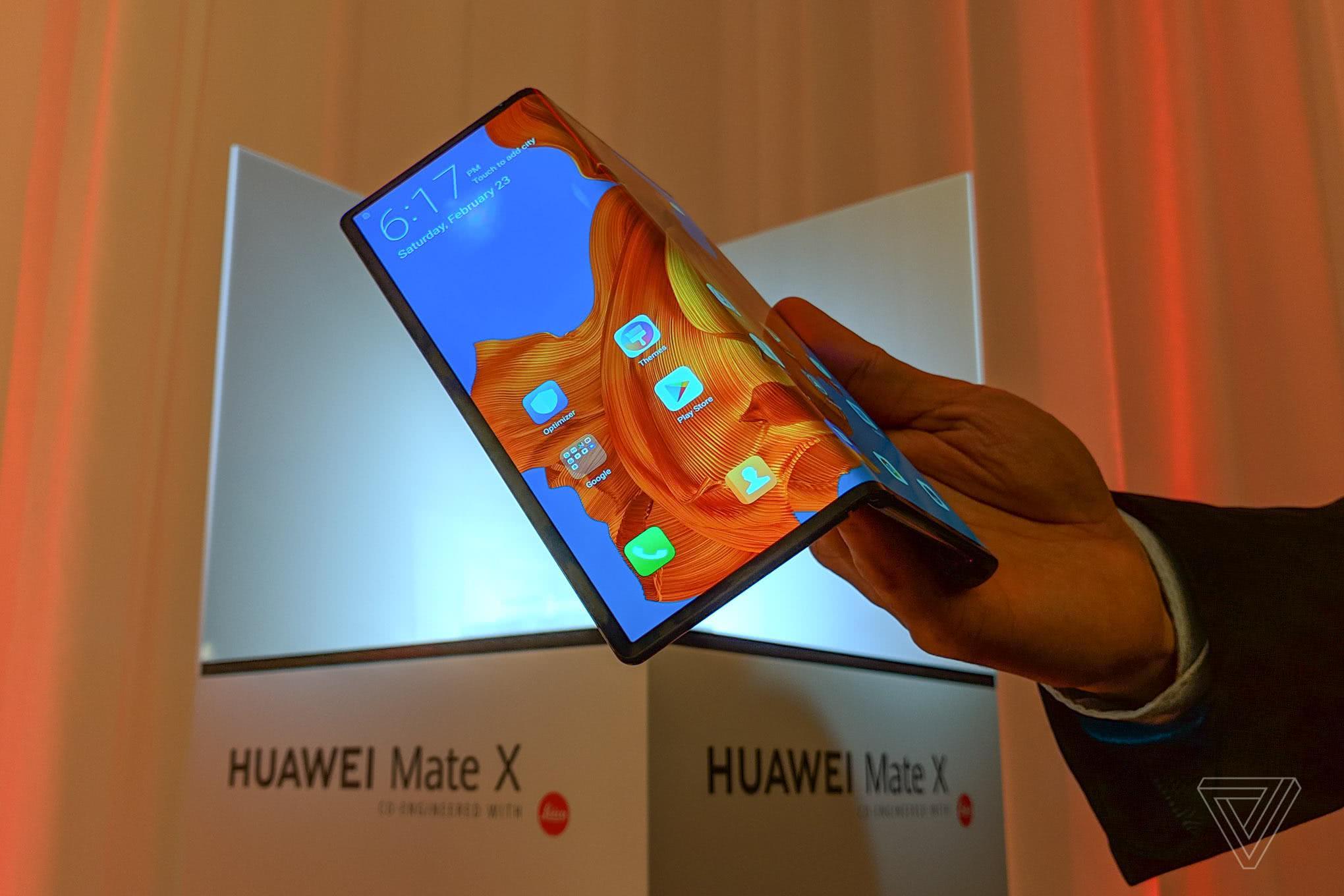 跳票半年,华为5G折叠屏手机终将发布:价格超1万5有钱人专属