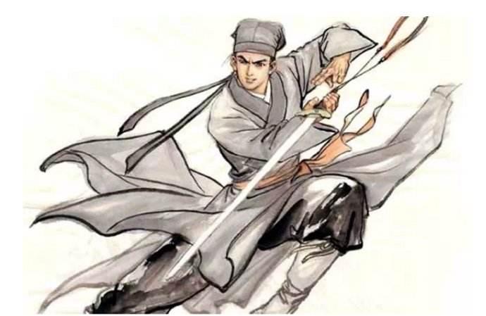 笑傲中有一门剑法威力超过独孤九剑!他才是名副其实的天下第一!