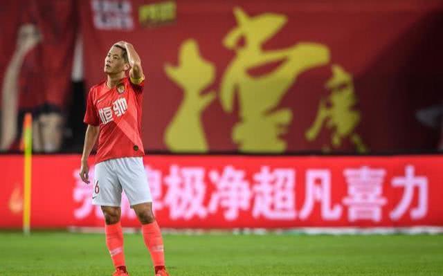 恒大0-1武汉遭遇两连败领先国安1分,塔利斯卡中楣,刘云破门