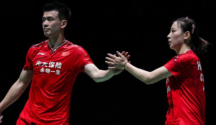郑思维和黄雅琼成功卫冕混双金牌,国羽避免36年首次未得金牌