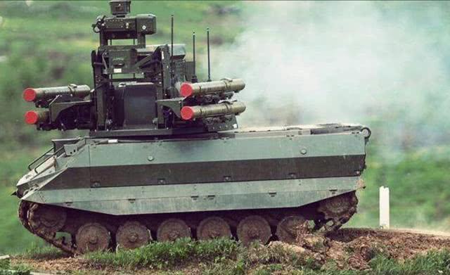 俄军8年内将军队30%成员换成机器人?可摧毁敌军航母