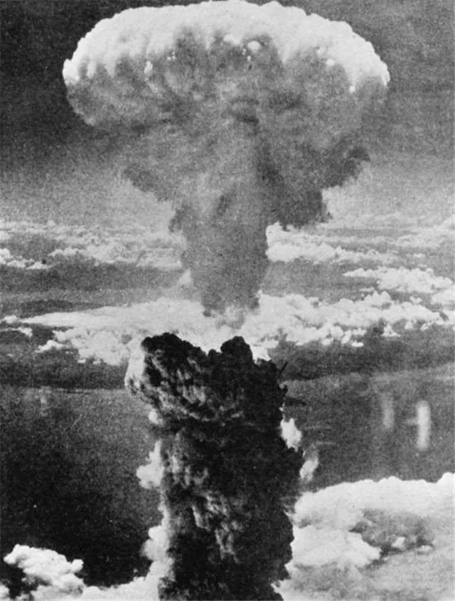 二战究极武器原子弹,结束了战争,也结束了生命