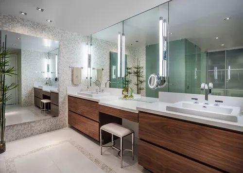 打扫浴室中这10个重点区域会让浴室与众不同