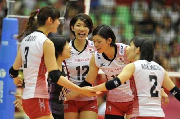 """太拼了!为了打败中国女排,日本女排还运用""""高科技""""训练"""