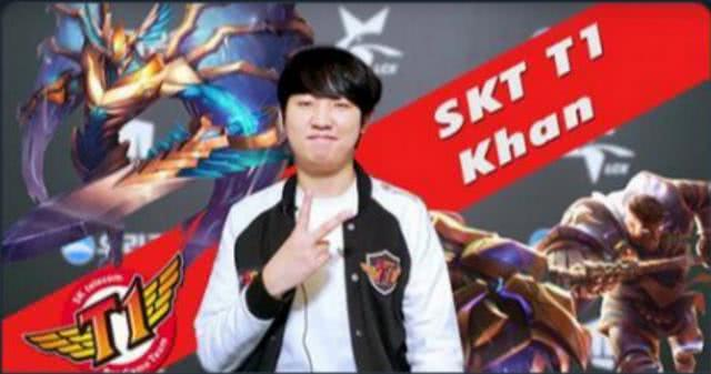 Khan排名SKT历任上单,Impact第二,第一无可争议