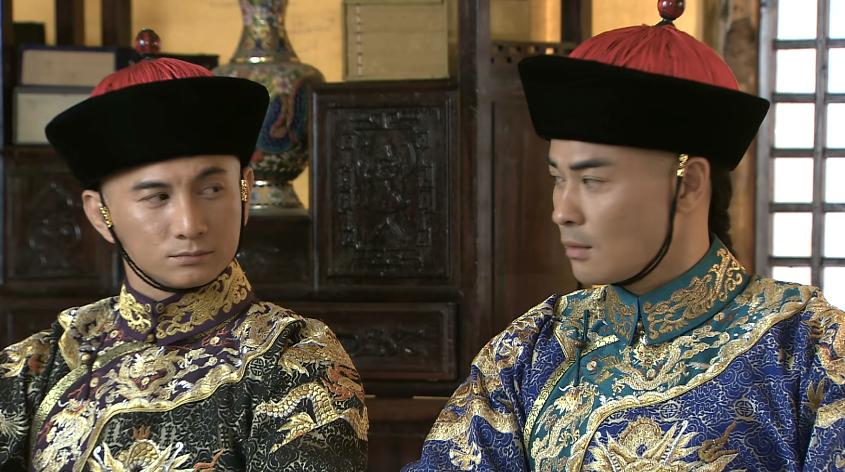 皇帝最后一次出塞行围带上所有阿哥,谁在京城里主事?十爷监国?