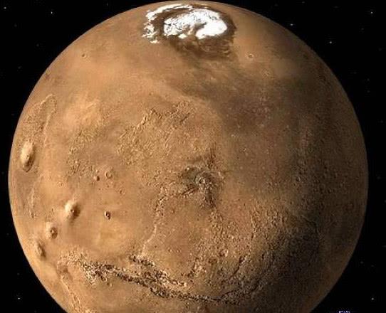 火星迎来窒息式大发现!那是远古金字锥塔专家头脑空白