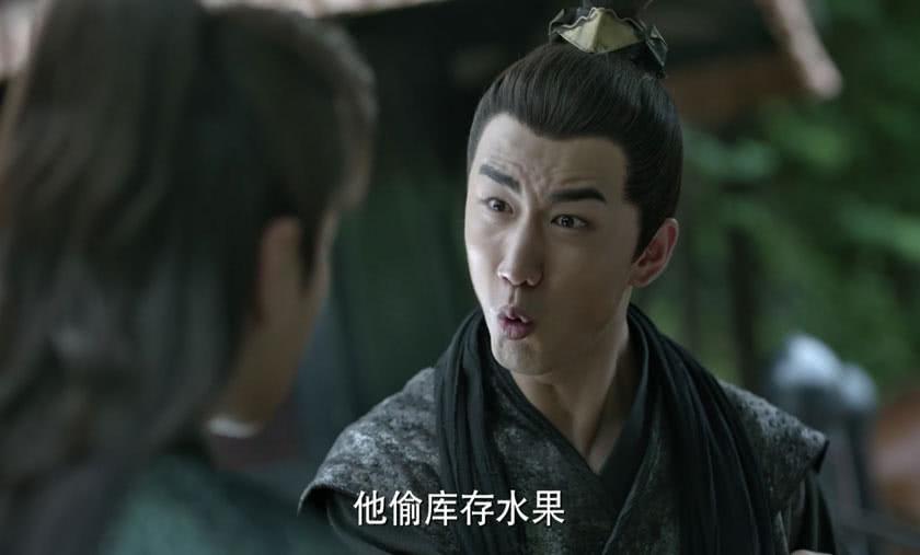 庆余年:高达上场,《结爱》的男狐,保护范闲,杠上猥琐男王启年