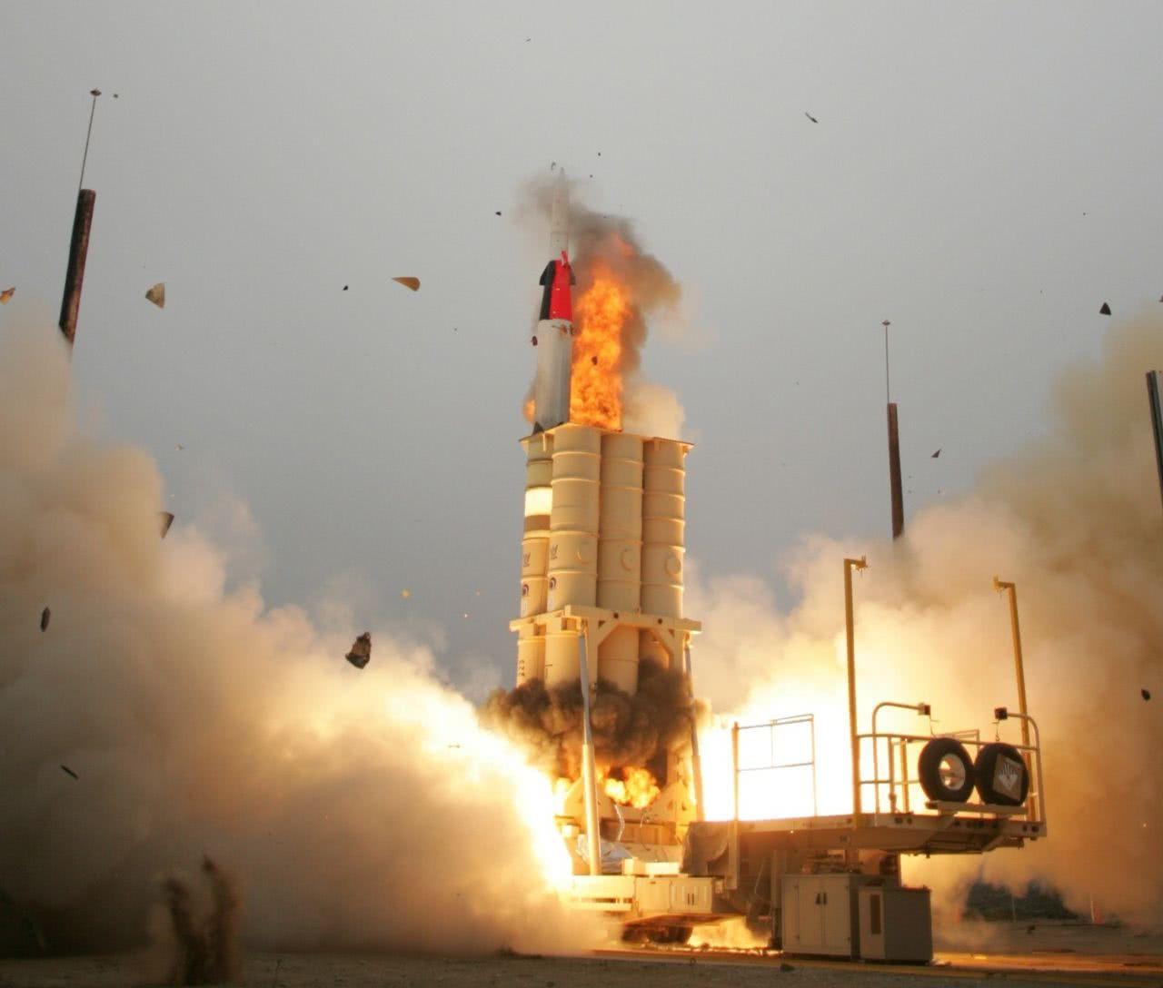 以色列试射新型核导弹,伊朗指责西方视而不见,美:这是和平之剑