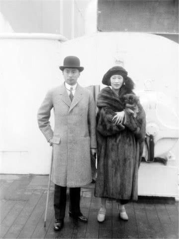 民国夫妻老照片:钱钟书的夫人很有名,梅兰芳的平妻长得有福气