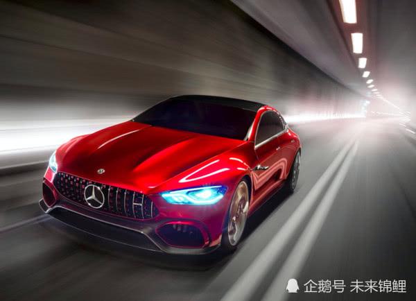 <b>63不够还有73 奔驰AMG GT73油电轿跑确定量产</b>