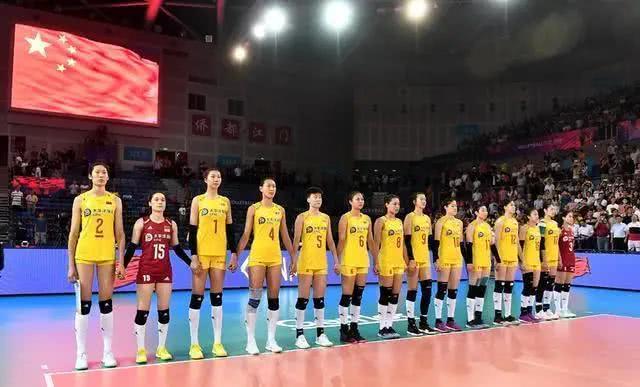 女排现役国手谁的国家队资历最长,不是朱婷,也不是刘晓彤,是她