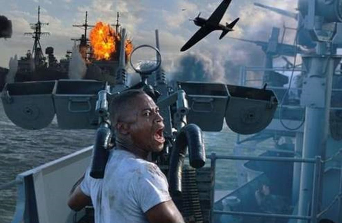 美军新航母以黑人英雄命名,白宫警告日本:从未忘记珍珠港之仇