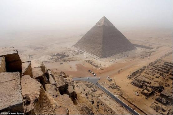 金字塔的设计图纸终被发现!考古人员研究后,却表示无能为力