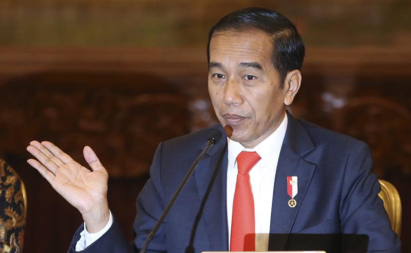 印尼总统佐科公布新内阁名单:有竞选对手和互联网巨头创始人