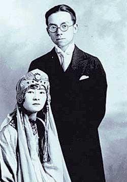 梁思成在相貌上配不上林徽因,他能娶到林徽因完全是托了父亲的福