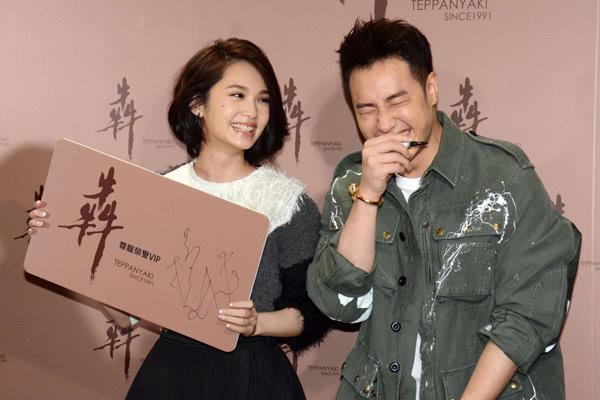 杨丞琳晒与潘玮柏合影,《不良笑花》主演重聚,没想到竟然是这个